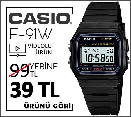 Casio Kol Saatleri