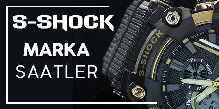 S-Shock Saat