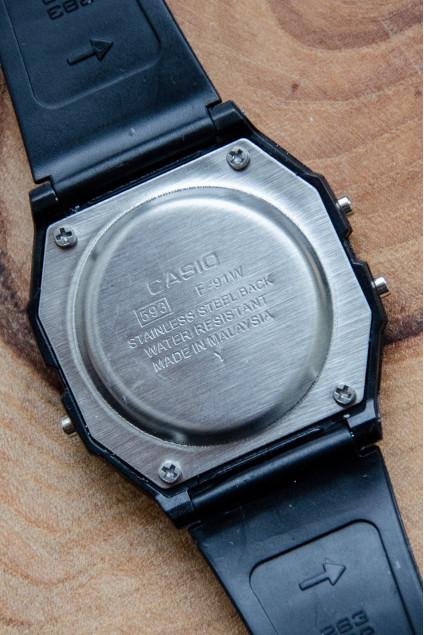 Casio F91-W Retro Unisex Kol Saati Su Geçirmez Quartz Hediye Saat